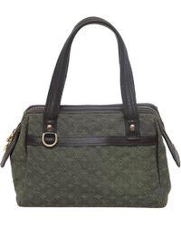 Louis Vuitton - Khaki Monogram Mini Lin Josephine Pm Bag - Lyst