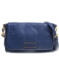 Marc By Marc Jacobs - Glazed Leather Too Hot To Handle Lea Crossbody Bag - Lyst
