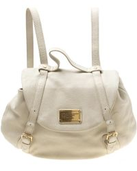 Marc By Marc Jacobs - Leather Classic Backpack - Lyst