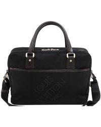 Louis Vuitton - Damier Geant Canvas Yack Briefcase - Lyst