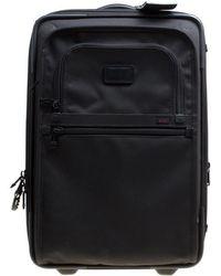 Tumi - Black Nylon 2 Wheeled Expandable Carry On Luggage Bag - Lyst