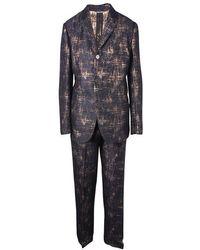 Jean Paul Gaultier - Metallic Suit Xl - Lyst