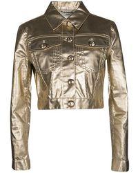 Moschino - Long Sleeve Jacket S - Lyst
