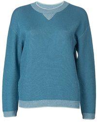 Sonia Rykiel - Shimmer Sweater S - Lyst