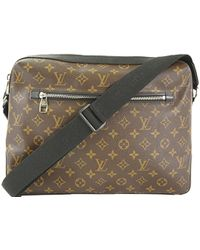 6c5e9a84fc7c Lyst - Louis Vuitton Auth Abbesses Messenger Bag M45257 Monogram ...