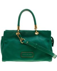 Marc By Marc Jacobs - Leather Bentley Tote - Lyst