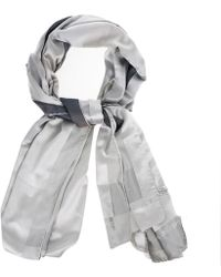 Chanel - Metallic Stole - Lyst