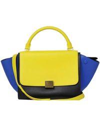 6d5e540d6c Céline Leather Suede