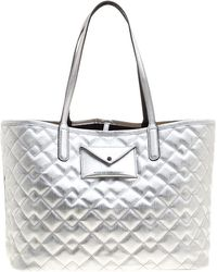 Marc By Marc Jacobs - Quilted Pvc Metropolitote Bag - Lyst