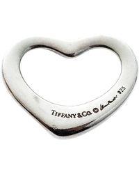 Tiffany & Co. - Elsa Peretti Open Heart Pendant - Lyst
