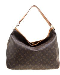 Louis Vuitton - Monogram Canvas Delightful Mm Bag - Lyst