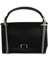 Cartier - Leather Jeanne Toussaint Chain Top Handle Bag - Lyst
