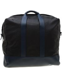 Givenchy - Black/blue Coated Fabric And Leather Limited Edition 75/008 Garment Bag - Lyst
