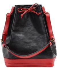 c1fb7a9ae90f Lyst - Louis Vuitton Auth Epi Leather Noe Shoulder Bag Handbag ...