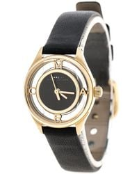 Marc By Marc Jacobs - Tether Gold Plated Mbm1381 Women's Wristwatch 25 Mm - Lyst