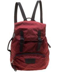 Louis Vuitton - Damier Nylon Aventure 2012 Cup Lighpack Mercury Backpack - Lyst
