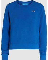 M.i.h Jeans - Two Shot Cotton Sweatshirt - Lyst