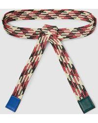 Sofie D'Hoore | Woven Wrap Belt | Lyst