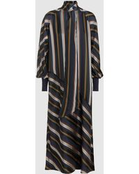 ROKSANDA - Odelle Satin Jacquard Dress - Lyst