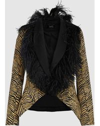 Rachel Comey - Fitted Zebra Jacket - Lyst