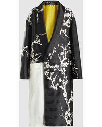 Haider Ackermann - Leonotis Cherry Blossom Jacquard Coat - Lyst