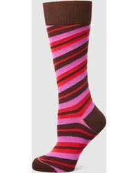 Marni - Multi-coloured Candy Stripe Knee Socks - Lyst