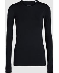 Jil Sander - Lightweight Long-sleeve Top - Lyst