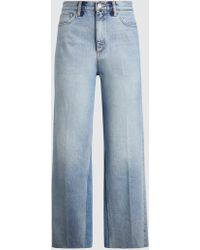 M.i.h Jeans - Caron Wide-leg Jeans - Lyst