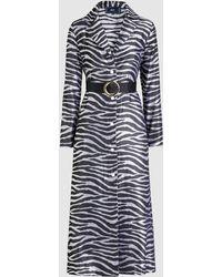 Taller Marmo - A Million Bucks Jacquard Midi Dress - Lyst