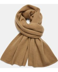 Theory - Cashmere Oversized Scarf - Lyst