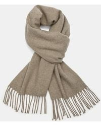 Theory - Cashmere Novelty Scarf - Lyst