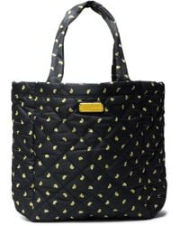 Marc By Marc Jacobs - Quilted Printed Shell Tote - Lyst