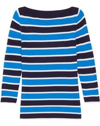 Michael Kors | Striped Cashmere Sweater | Lyst