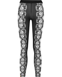 Monreal London - Savanna Printed Stretch Leggings - Lyst