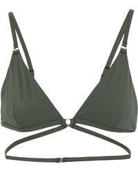 T By Alexander Wang - Bikinis Forest Green - Lyst