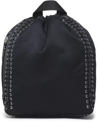 3.1 Phillip Lim - Go-go Whipstitched Satin Backpack - Lyst