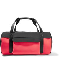 Y-3 - Color-block Scuba Gym Bag - Lyst