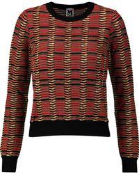 M Missoni   Stretch-knit Jumper   Lyst