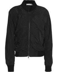 Vince - Cotton-blend Bomber Jacket - Lyst