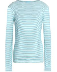 M.i.h Jeans - Drew Breton Striped Cotton Sweater - Lyst