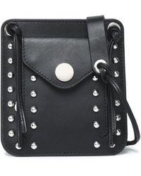 3.1 Phillip Lim - Studded Leather Shoulder Bag - Lyst