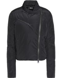 DKNY - Quilted Shell Jacket - Lyst