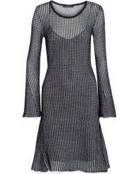 Derek Lam | Cotton-blend Knitted Dress | Lyst