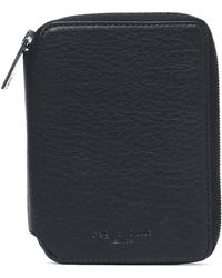 Rag & Bone - Textured-leather Wallet - Lyst