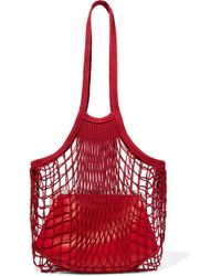 Vetements - Leather Sholder Bag - Lyst