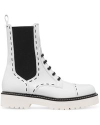 Dolce & Gabbana - Leather Boots - Lyst