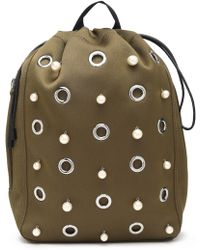3.1 Phillip Lim - Go-go Embellished Shell Backpack - Lyst