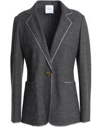 Agnona - Wool Blazer - Lyst