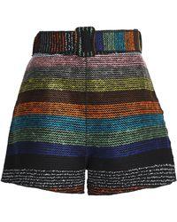 Nicholas - Jacquard Shorts - Lyst