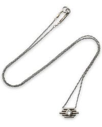 Chan Luu - Santa Fe Burnished Sterling - Lyst